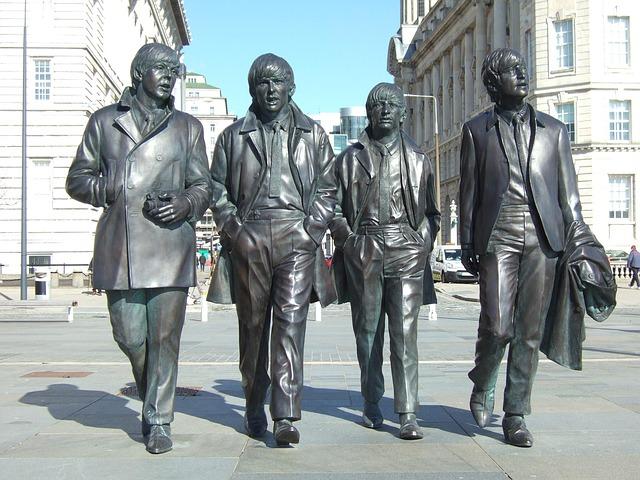 Ein kleiner Überblick über die Beatles